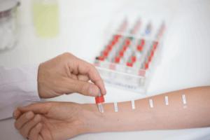 Аллергологический анализ крови цена Справка от врача Юровская улица