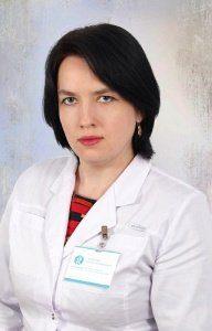 Гинеколог Анишкевич Наталья Владимировна