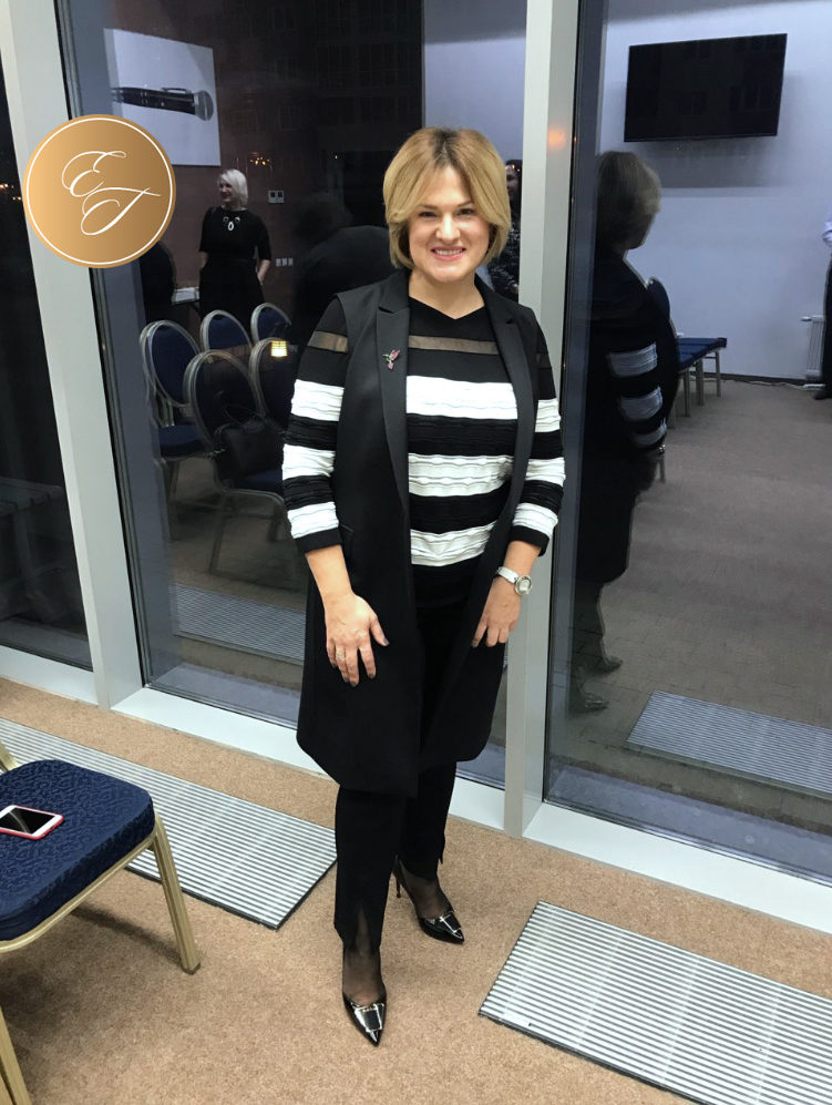 """Директор """"Гармонии"""" рассказала столичным бизнес-леди об эстетической гинекологии"""