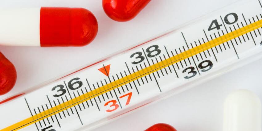 Температура у взрослого: как сбить и позаботиться о себе?